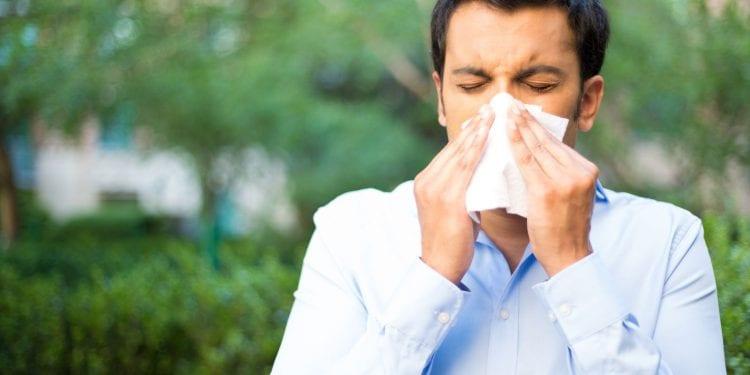 simptomi za ublažavanje alergija