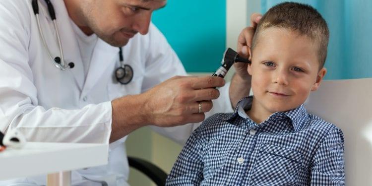 Akutna upala srednjeg uha - otitis media acuta