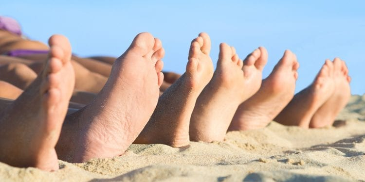 Postoji veliki rizik od niza problema Budite oprezni sa stopalima