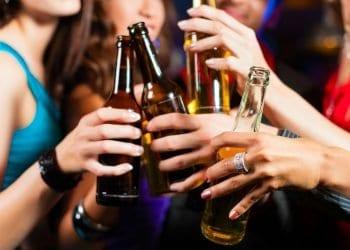 Pet negativnih efekata alkohola na organizam