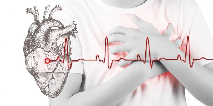 Šest znakova koji se mogu pojaviti mjesec dana prije infarkta