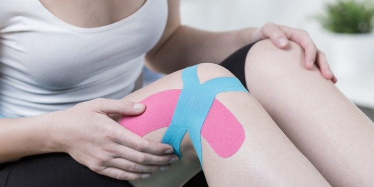 Kinesio taping - od metode do terapije