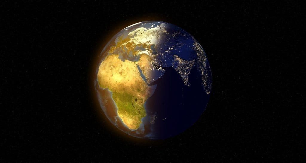 Balans zemlje