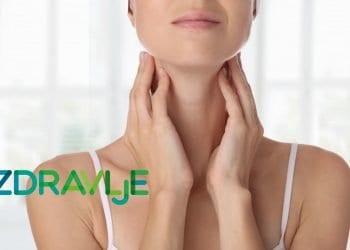 Simptomi koji otkrivaju da vam štitna žlijezda ne funkcionira kako treba