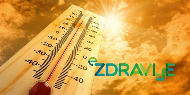 Vrućina u kombinaciji s lijekovima može da utječe negativno na ljude za vrijeme ljeta