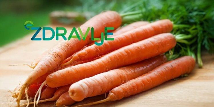 Da li znate zašto je mrkva važna u svakodnevnoj prehrani