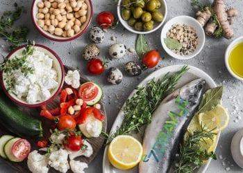 Mediteranska prehrana posjeduje mnoštvo pozitivnih strana