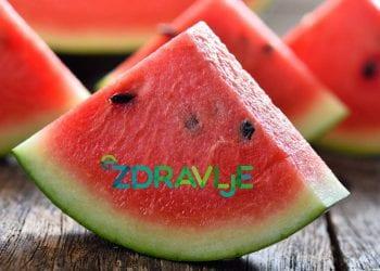 U ovim toplim danima pronađite spas u lubenici
